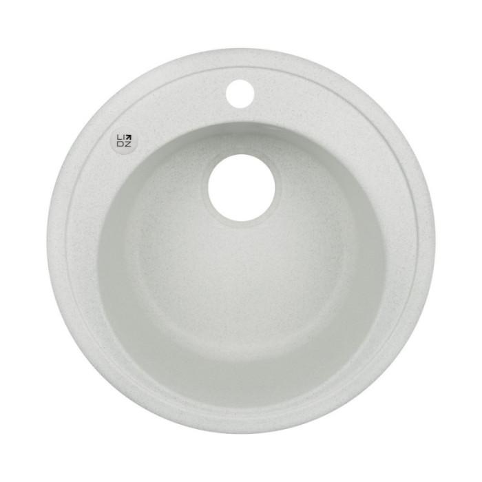 Кухонна мийка Lidz D510/200 STO-10 (LIDZSTO10D510200)