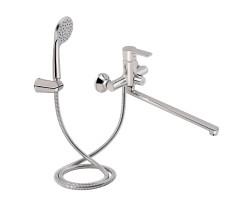 Змішувач для ванни Lidz (CRM) J-Lex 40 005-1