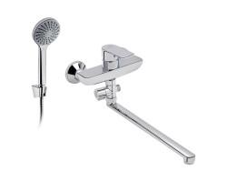 Змішувач для ванни Lidz (CRM) 23 48 005-2 New