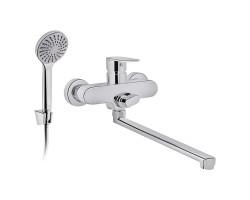Змішувач для ванни Lidz (CRM) 24 49 005-1 New