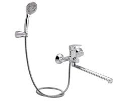 Змішувач для ванни Qtap Ortiz CRM 005 New