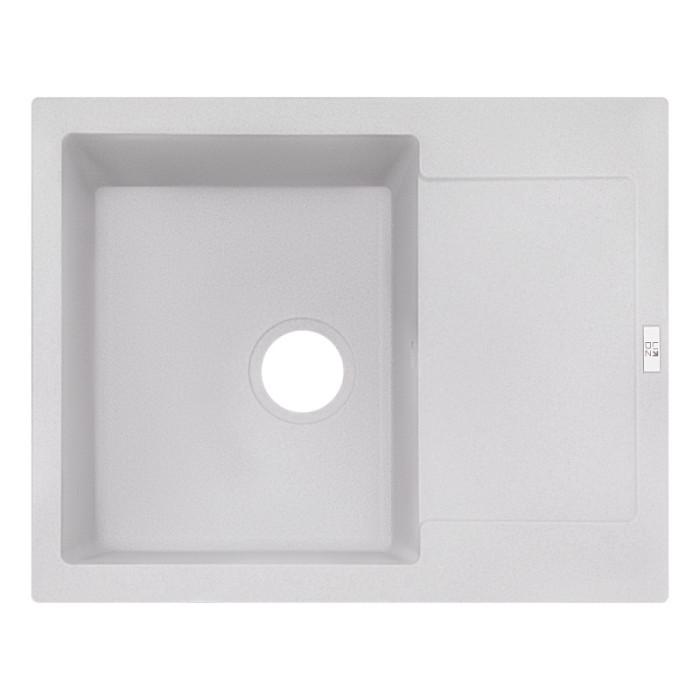 Кухонна мийка Lidz 625x500/200 GRA-09 (LIDZGRA09625500200)