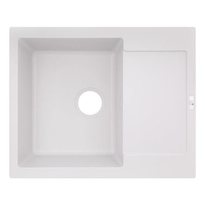 Кухонна мийка Lidz 625x500/200 WHI-01 (LIDZWHI01625500200)