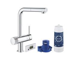 Змішувач для кухні з фільтром Grohe Blue Pure Minta 30382000