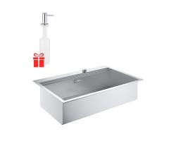 Набір Grohe мийка кухонна K200 31584SD0 + дозатор для миючого засобу Contemporary 40536000